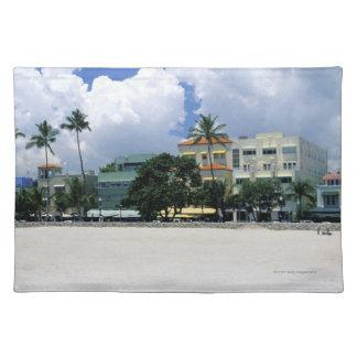 Ocean Drive, South Miam Beach, Miami - Florida Placemat