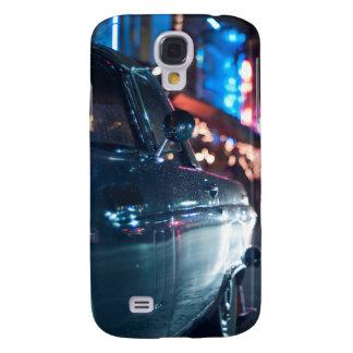 Ocean Drive vintage car Galaxy S4 Case