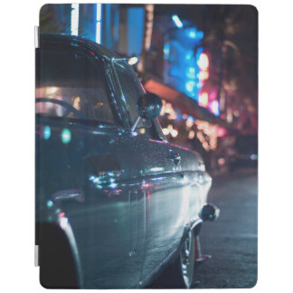 Ocean Drive vintage car iPad Cover