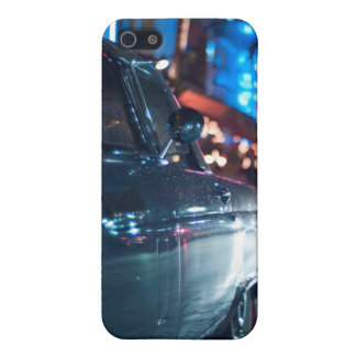 Ocean Drive vintage car iPhone 5/5S Case