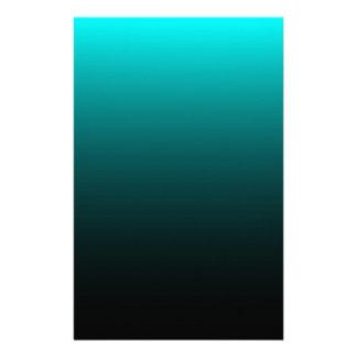Ocean Floor Serenity Custom Stationery