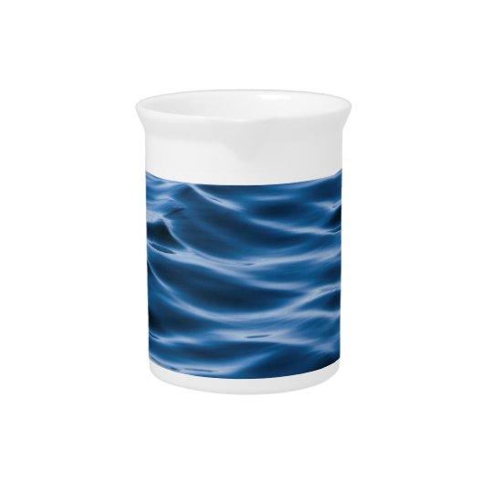 Ocean Flow Pitcher