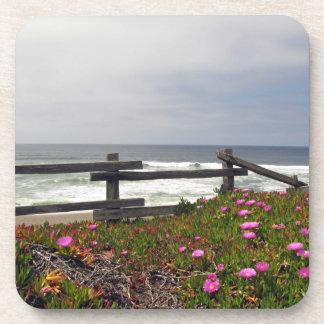 Ocean Flowers Coasters