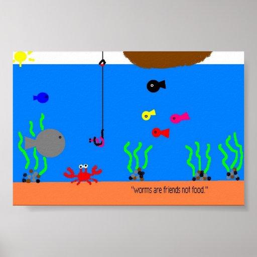 Ocean Friends Poster