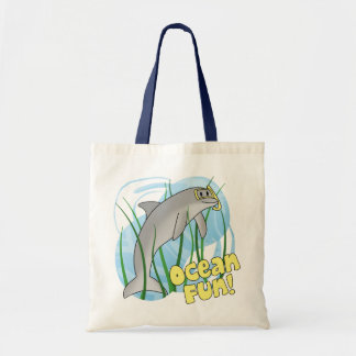 Ocean Fun Dolphin Bag