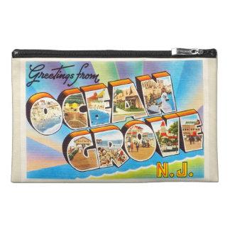 Ocean Grove New Jersey NJ Vintage Travel Postcard- Travel Accessories Bags