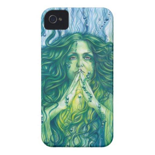 Ocean Heart Blackberry Bold Cover