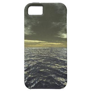 Ocean Horizon Sunset iPhone 5 Cases