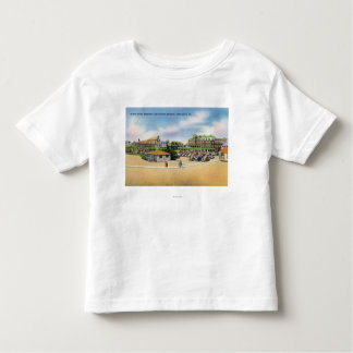 Ocean House, Breakers, and Parking Grounds Toddler T-Shirt