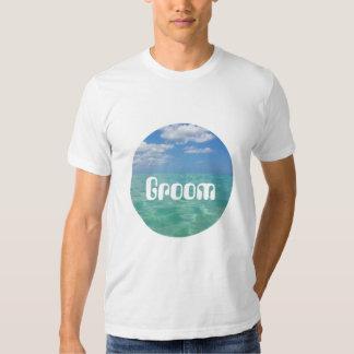 Ocean III Groom Shirt