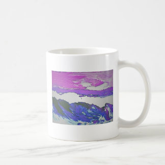 Ocean in a Moment Coffee Mugs