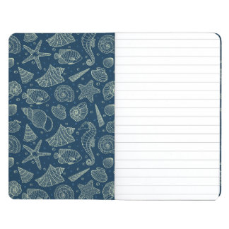 Ocean Inhabitants Pattern 2 Journal