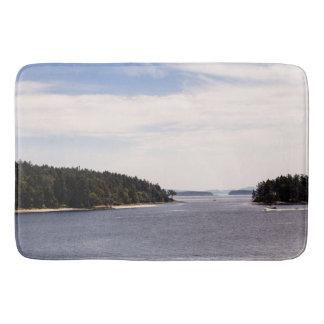 Ocean Island CoverShower/Bath Mat