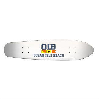Ocean Isle Beach Skate Deck