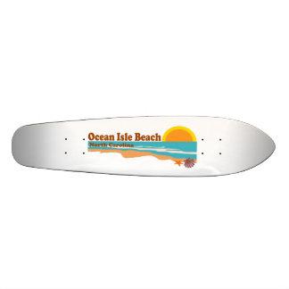 Ocean Isle Beach Skate Board Deck