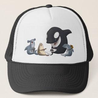 Ocean Jug Band Hat