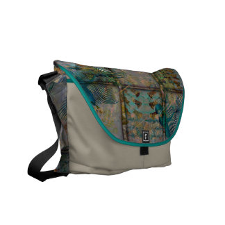 Ocean Jungle Commuter Bags