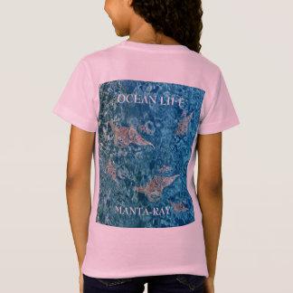 OCEAN LIFE manta-ray spirit T-Shirt