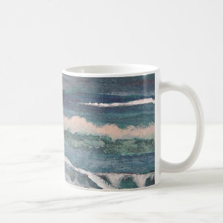 Ocean Lovers Gifts Sea Surf Beach CricketDiane Coffee Mug