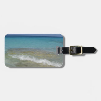 Ocean Luggage Tag