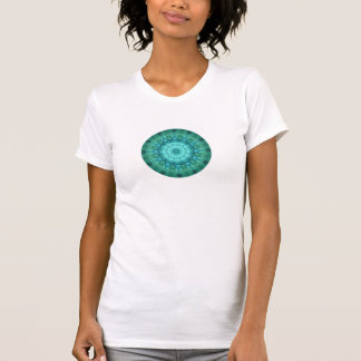 Ocean Medallion Kaleidoscope T-Shirt