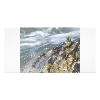 Ocean on the Rocks Photo Cards