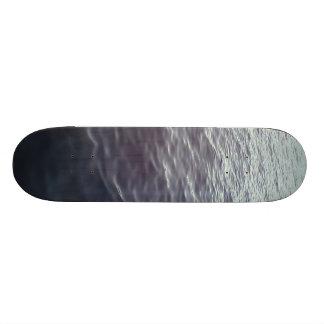 Ocean Pattern Custom Skateboard