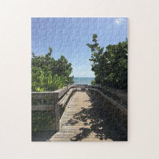 Ocean Pier Puzzle