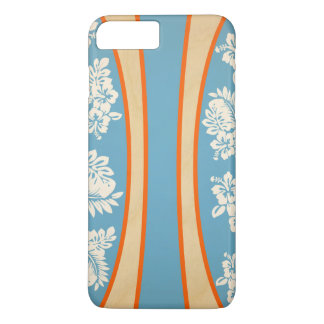 Ocean Pointe Vintage Hawaiin Surfboard iPhone 8 Plus/7 Plus Case