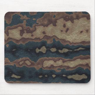 ocean rock mouse mat