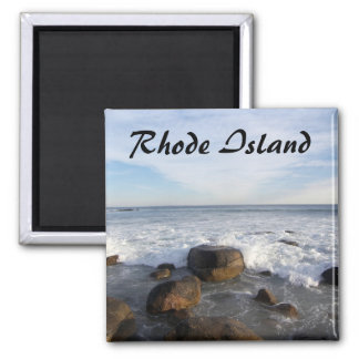Ocean Rocks 1, Rhode Island Magnet