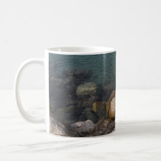 Ocean Rocks in Jamaica Mug