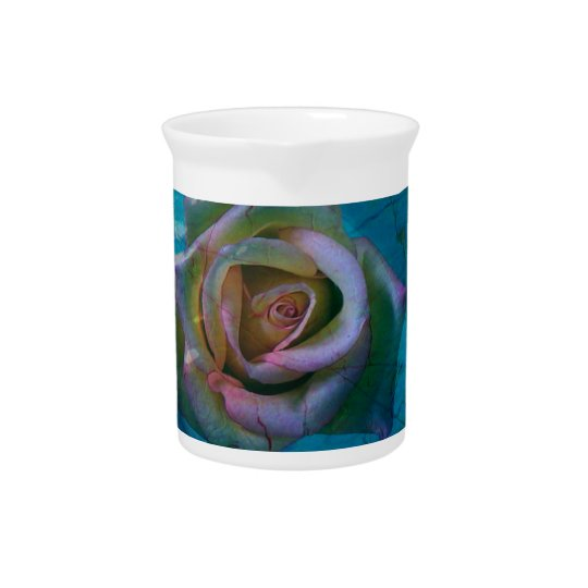Ocean rose pitcher