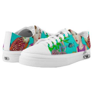 Ocean's Beauty Sneakers
