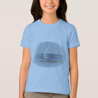 Ocean Sail Girl's T-Shirt