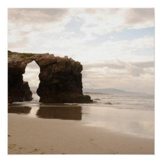 Ocean Sea Beach Rock Sand Nature Name Personalize