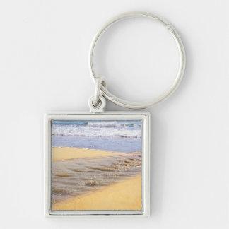 Ocean shore keychain