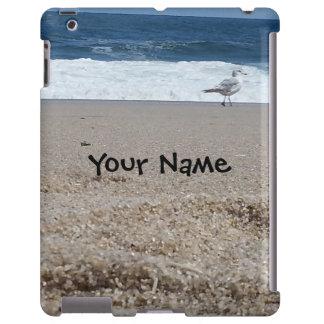 Ocean Side Seagull Case iPad Case