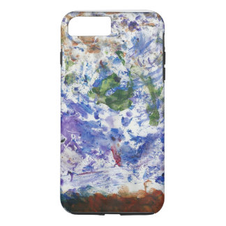 Ocean Splash Original Abstract iPhone 7 Case