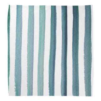 ocean stripes bandana