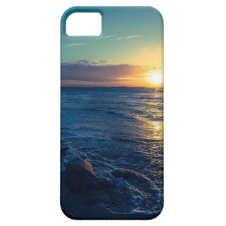 Ocean Sunset Barely There iPhone 5 Case