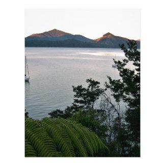 Ocean Sunset Flyers