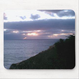 Ocean Sunset Mousepad