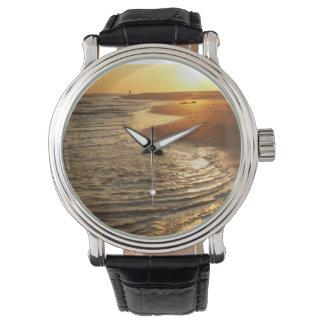 Ocean Sunset Watch