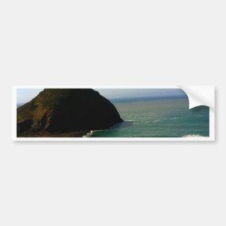Ocean Tide Bumper Sticker