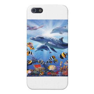 Ocean Treasures Case For iPhone 5/5S