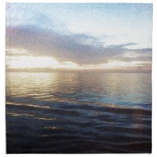 Ocean Twilight Cloth Napkins