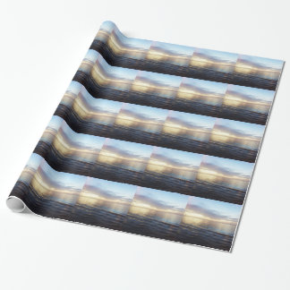 Ocean Twilight Wrapping Paper