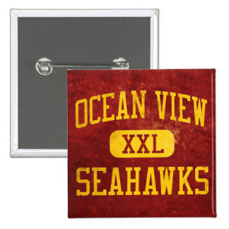 Ocean View Seahawks Athletics Buttons