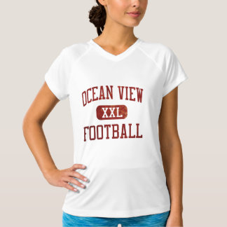 Ocean View Seahawks Football T-Shirt